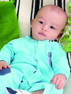 皇后婴儿婴幼装新款纯棉套装