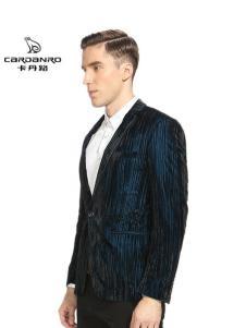 卡丹路男装时尚西服上衣