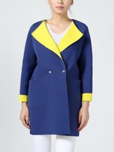 ANNIEP安妮皮诺女装双面呢大衣