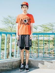 HOLYMOLY潮牌T恤男款