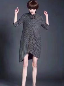 色弋瑞时尚连衣裙新品