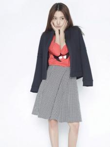 VIKI女装短款外套
