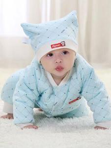 卓儿婴童装格纹家居服