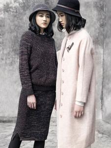 SUNMORE尚默女装针织套装