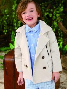 皇后婴儿男小童春新款外套