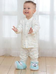 Maganls麦吉安琪婴童装印花棉质服饰