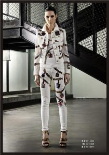 维斯提诺17年新款时尚三件套