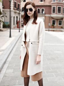例格女士新款大衣