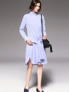 Zopin作品女装衬衫裙