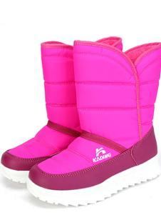 卡丁童鞋新品雪地靴