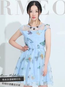 浪漫一身女装新品清新蓬蓬裙
