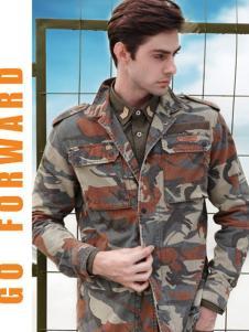 战地休闲装新品户外迷彩外套