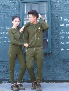 军之旅时尚军旅套装