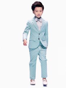 邦尼熊童装男童西装正装套装