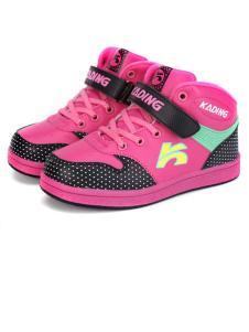 卡丁童鞋新品时尚保暖运动鞋