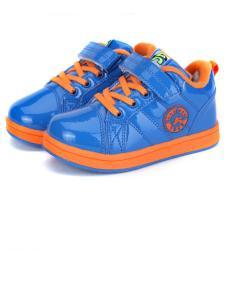 卡丁童鞋新品男童保暖运动鞋