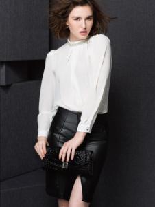 Enaco爱妮格女装女士白衬衫