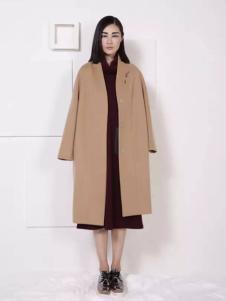 THAT'S ALL女装秋冬新品长款大衣