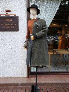 速品灰色时尚外套新款新品