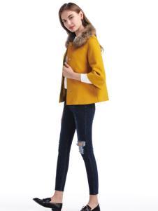 淑女日记女士新款外套