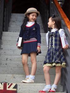 红熊谷童装女童套装