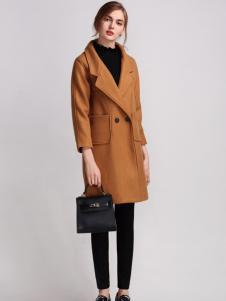 淑女日记新款大衣