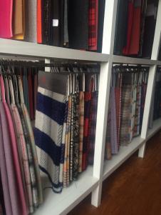 明彩纺织企业粗纺毛呢