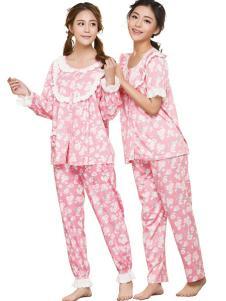 牧柔17新款甜美睡衣