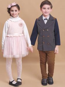贝乐鼠童装纱裙