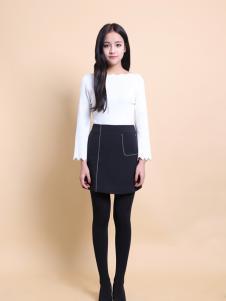 37度love白色时尚T恤