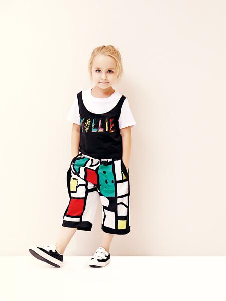 芙丽芙丽时尚可爱女童新款