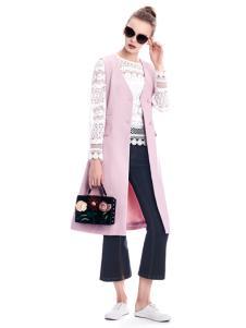 知彩17春季新款时尚两件套