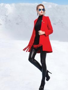 丹妮丽人女装冬季新款