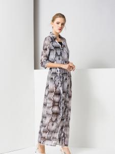 经典故事女装春款时尚连衣裙