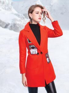 丹妮丽人女装冬季新品