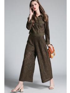 凡恩17春季新款时尚套装