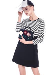 知彩17春季新款时尚套装