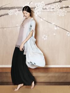 布衣斋女装春夏外衫