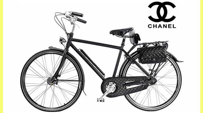 自行车崛起:奢侈品大牌都爱自行车