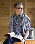 日本男性时尚杂志主编Takahiro Kinoshita用温润气质打动你