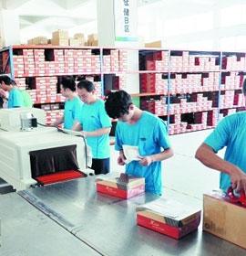 中国网商全力备战