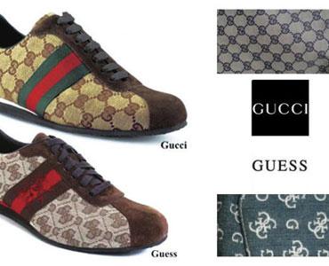 """案例二:Gucci与Guess的""""恩恩怨怨"""""""