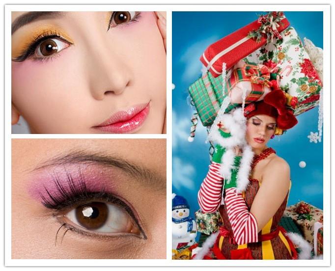 酷炫绝色圣诞狂欢必备彩妆之眼妆必备品推荐