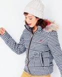 温暖与时尚并存 新款羽绒服热卖中