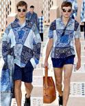 2014春夏Louis Vuitton男装发布色彩分析