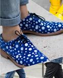 街拍点睛配饰之男士鞋履细节:儒雅绅士范儿or休闲运动风