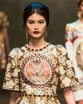 Dolce&Gabbana 2013 秋冬流行趋势