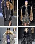 2013巴黎时装周皮草流行趋势