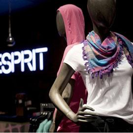 Esprit 全年亏损43.88亿港元 股价下跌5.6%