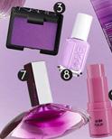 2014全球彩妆流行趋势:兰花紫单品大热